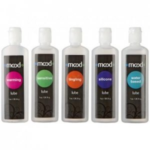 Mood Lube 5-Pack - 1 oz. Each
