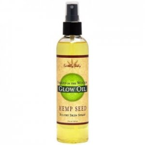 Naked In The Woods Glow Oil - 8 oz.