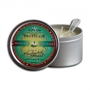 3-in-1 Tropicale Suntouched Candle With Hemp - 6.8 oz.