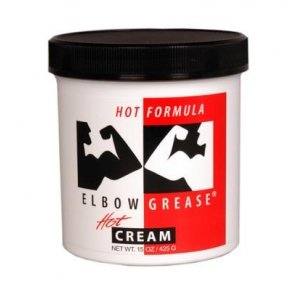 Elbow Grease Hot Cream - 15 oz.