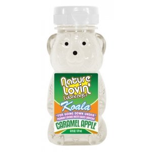 Koala Caramel Apple Flavored  Lubricant - 6 Oz.