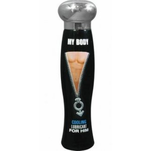 My Body Cooling Lubricant - For Him