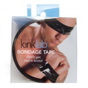 Bondage Tape Male - Black
