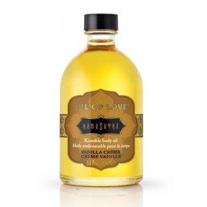 Vanilla Creme Oil Of Love - 3.4 oz.