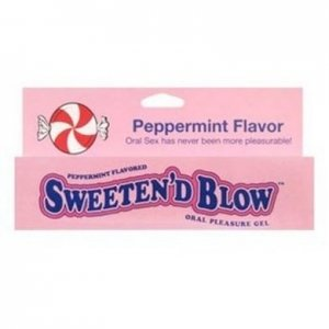 Sweeten D' Blow - Peppermint