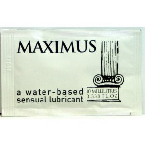 Maximus Sachets 10ml - 100 Pieces Bag